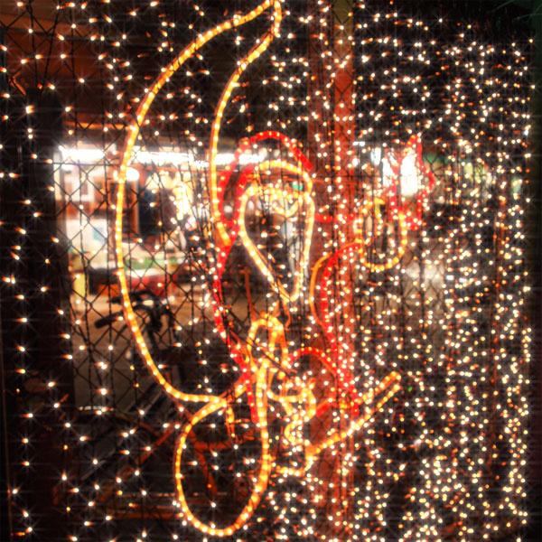 クリスマス電飾